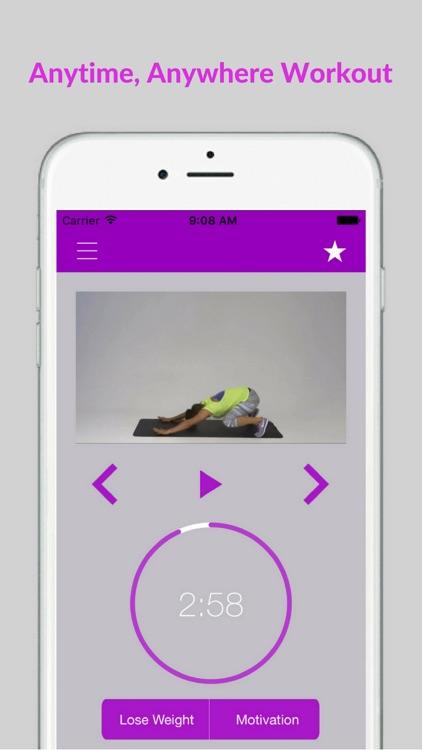 Brazilian Butt Workout & Bubble Buttocks Exercises screenshot-3
