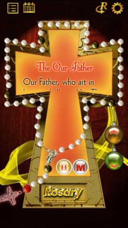 Holy Rosary Audio screenshot-4