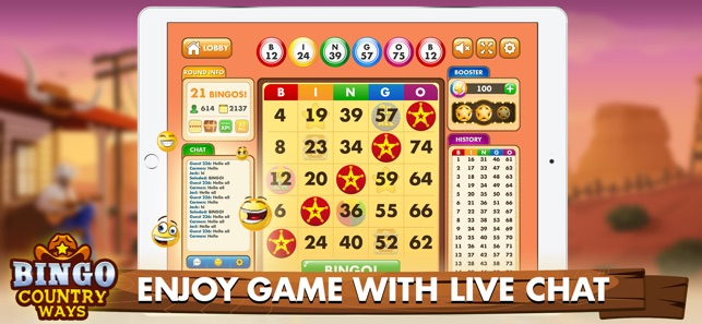 Bingo Country Ways On The App Store - Country games