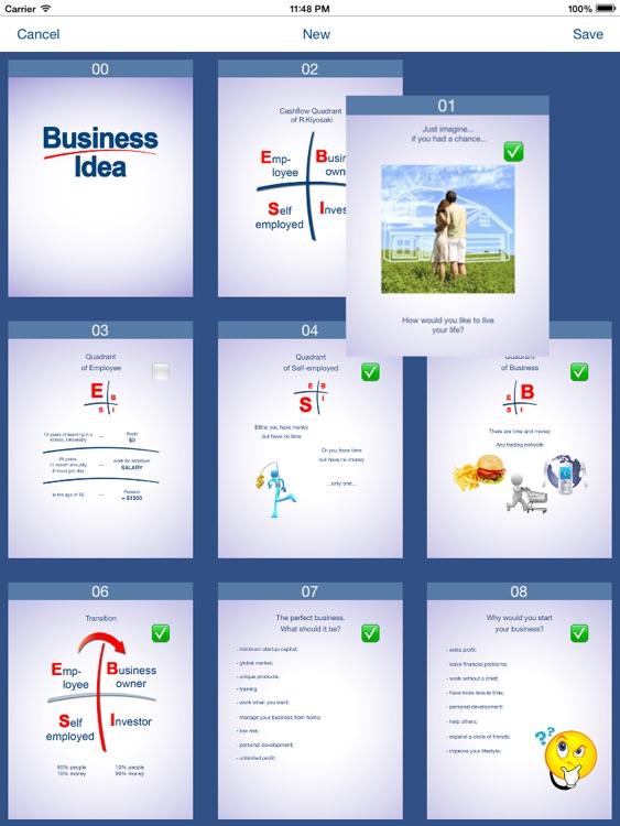 Business Idea HD Premium screenshot-4