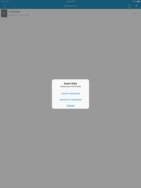 SERP Checker screenshot