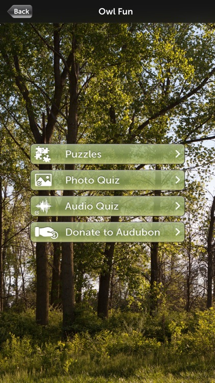 Audubon Owls Guide screenshot-3