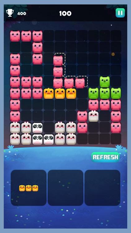 神奇的动物-欢乐爱消除休闲益智消消乐游戏 screenshot-3