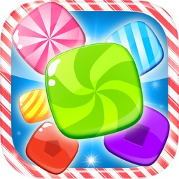 Mega Candy: A Match-3 game