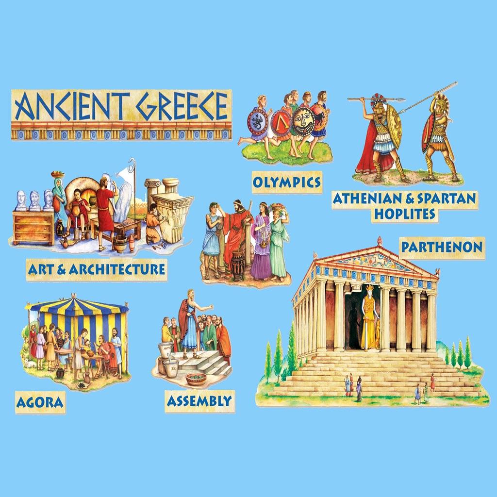 Ancient Greece History Quiz hack