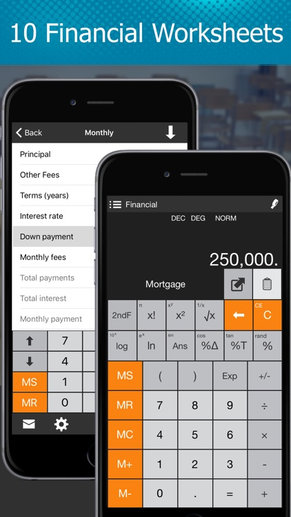 Calculator for iPhone - Calc Pro