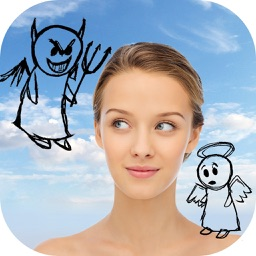 Doodle Art Pro – Draw and Write on Photos to Add Sketches, Quotes and Make Cards