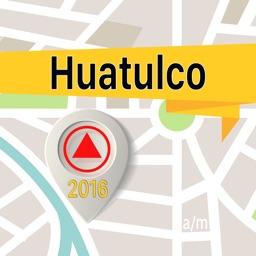 Huatulco Offline Map Navigator and Guide