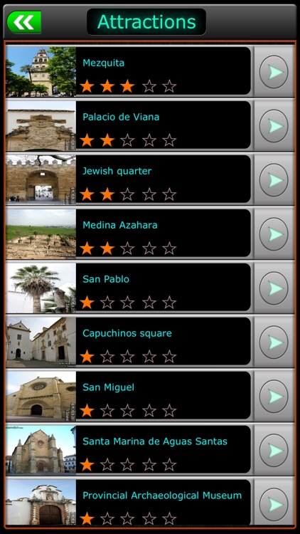 Cordoba  Offline Map Travel Guide screenshot-2