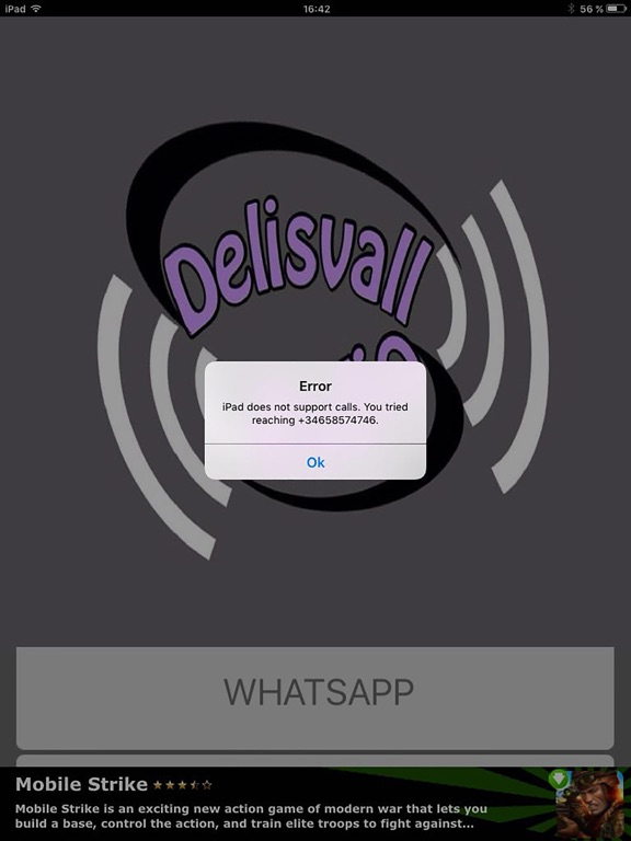 Delisvallradio App screenshot 5