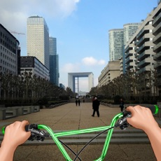 Activities of Drive BMX in City Simulator