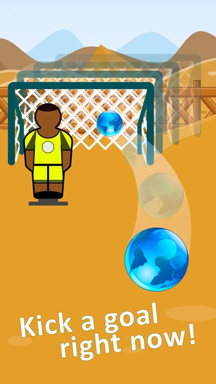 Soccer Ball Bounce Simulator Free screenshot-3