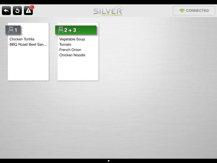 NCR Silver Pro Restaurant screenshot-3
