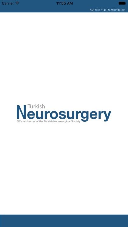 Turkish Neurosurgery