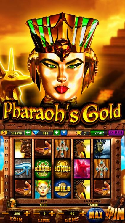Free Slots Pharaohs Gold