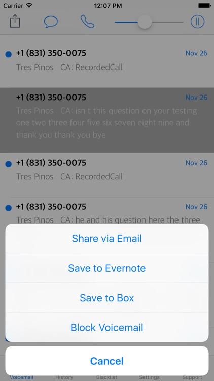 Call Unblock - Blocked Calls screenshot-3