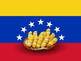 Venezuelan Food Stickers