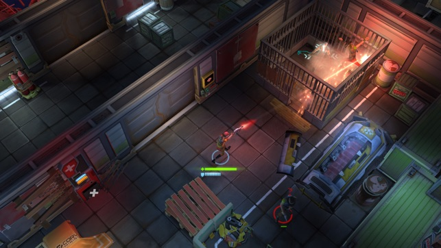 Space Marshals 2 Screenshot
