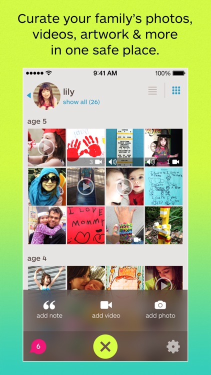 Keepy - Artwork & Schoolwork screenshot-0