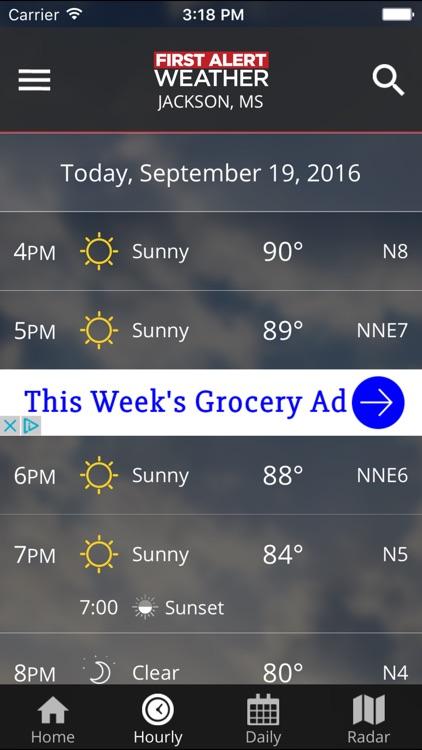 First Alert Weather screenshot-4
