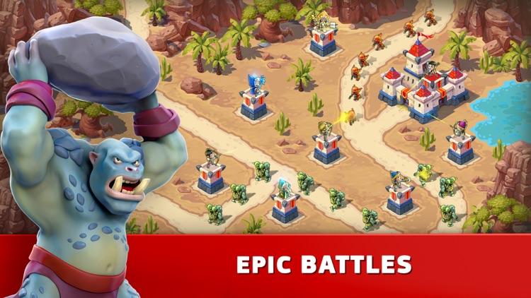 Toy Defense Fantasy TD screenshot-3