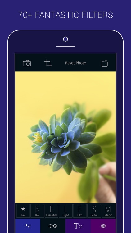 File New - Text on Photo & Typography Maker