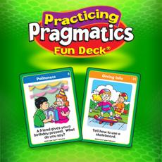 Activities of Practicing Pragmatics Fun Deck