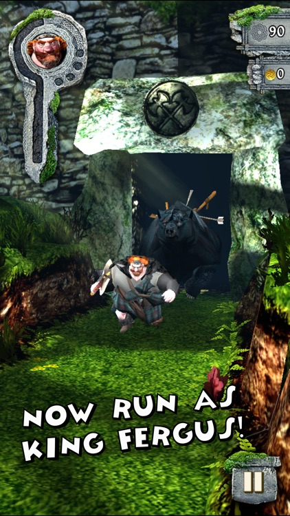 Temple Run: Brave screenshot-2