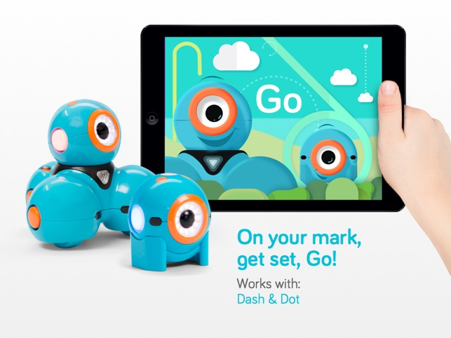 Go For Dash U0026 Dot Robots On The App Store