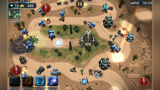 Alien Legion TD on the App Store