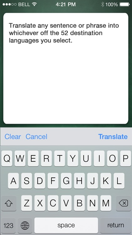 iHandy Translator screenshot-4