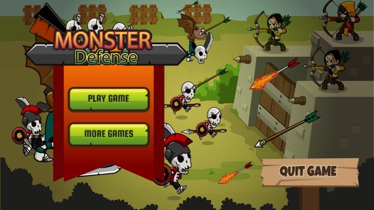 Monsters Defense