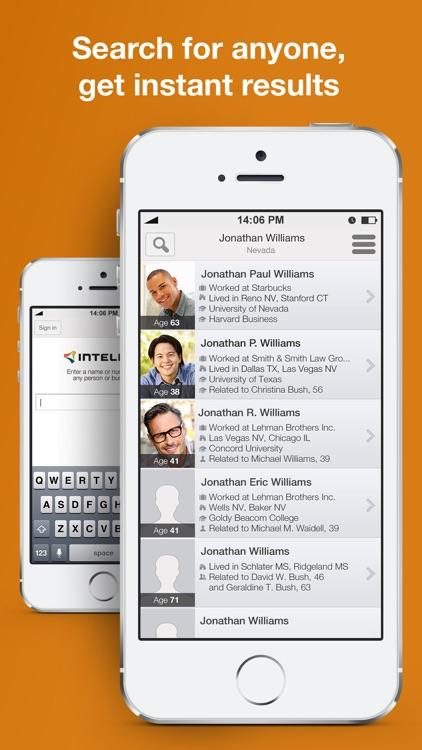 Intelius Reverse Phone Lookup