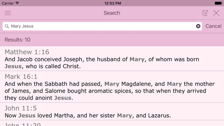 Catholic Women's Bible (CPDV Offline Free Audio Version in English) screenshot-3