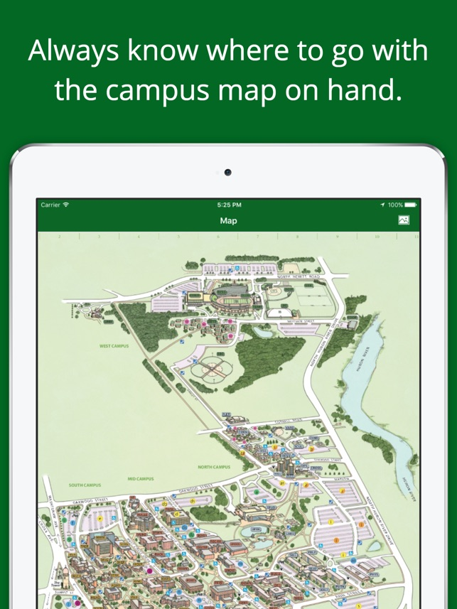 Eastern Michigan University Events On The App Store
