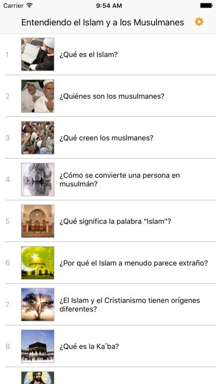 Entendiendo el Islam y a los Musulmanes