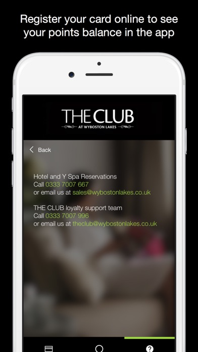 The Club at Wyboston Lakes screenshot three