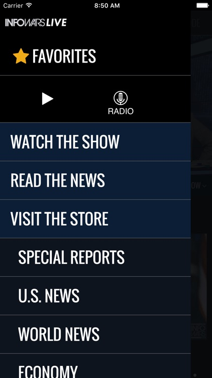 Infowars LIVE screenshot-3