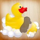 幼儿园儿童拼图 - 浴室 icon