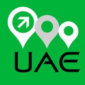 Uae Map app review