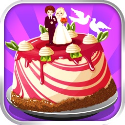 Wedding Cake Food Maker Salon - Fun School Lunch Candy Dessert Making Games for Kids!