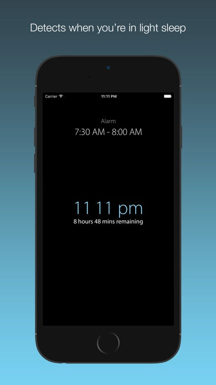 Sleep Time! zZz Sleep Cycle Alarm screenshot-3