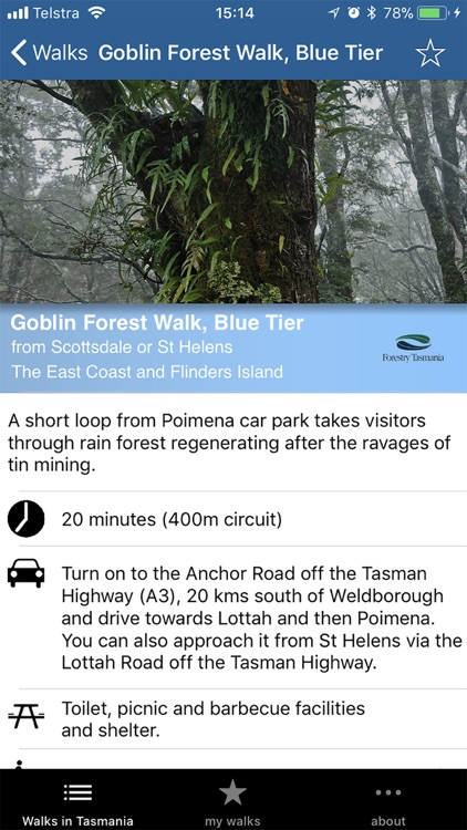 60 Great Short Walks Tasmania screenshot-3