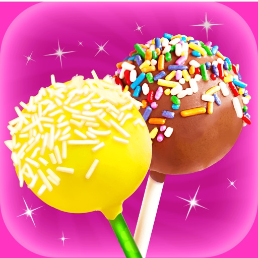 Cake Pop Maker - Fun Cooking Tale