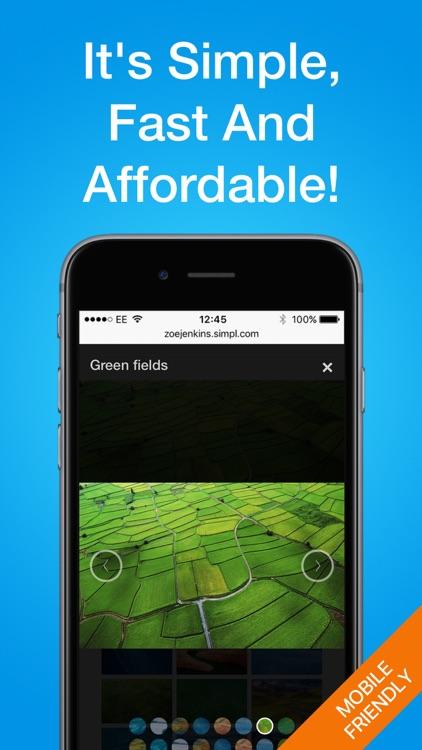Simpl Website Builder