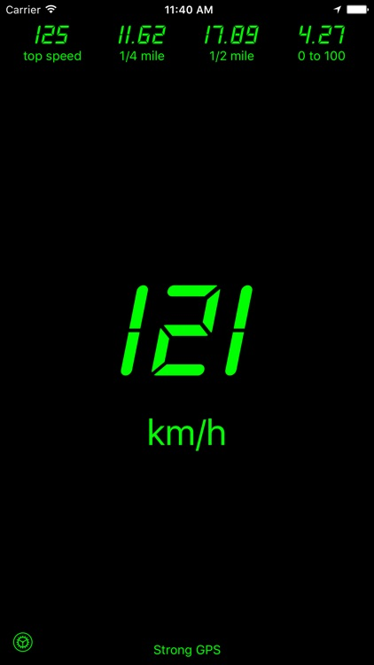 Velocimeter - Speedometer App screenshot-2