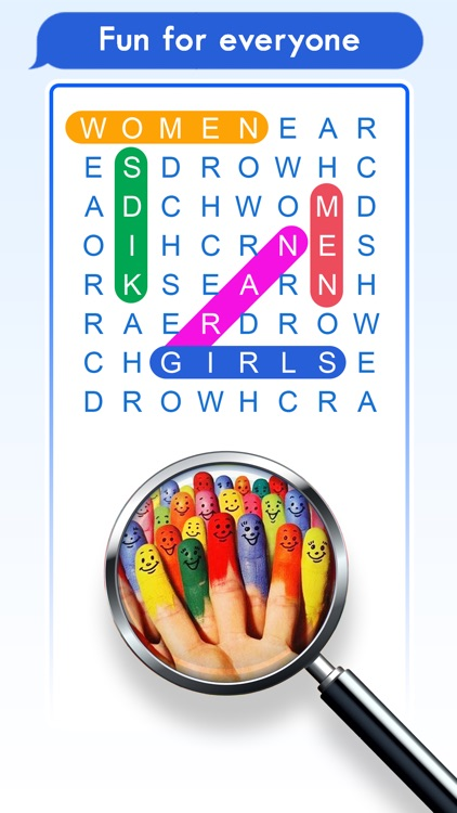 100 PICS Word Search Puzzles screenshot-4
