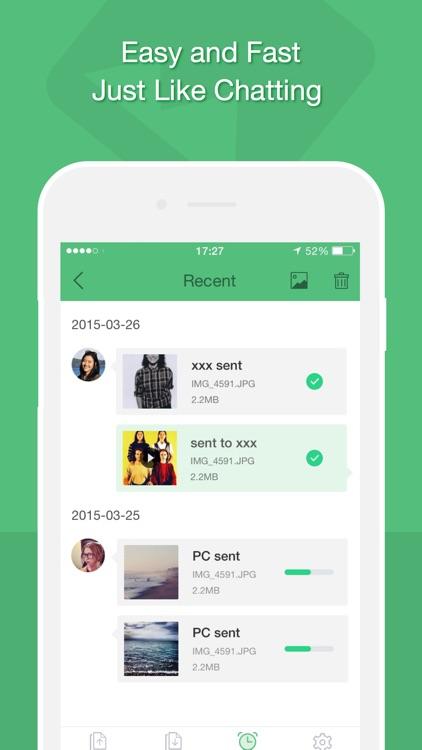 Swift Photo+ File Transfer App screenshot-4