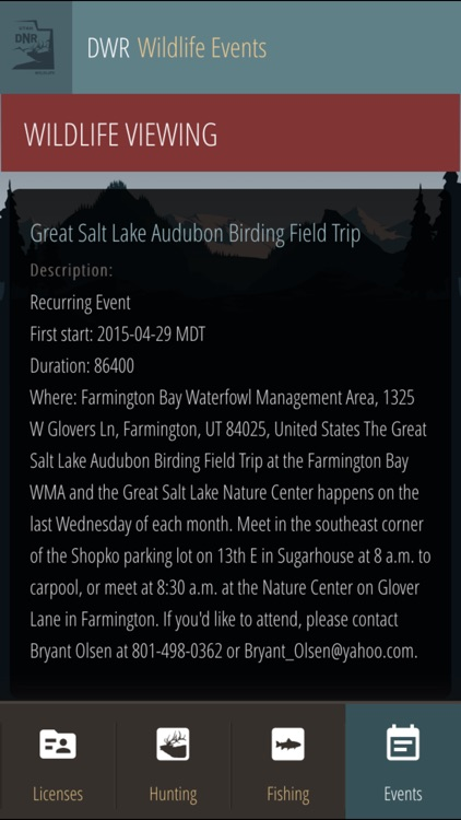 Utah Hunting and Fishing screenshot-4