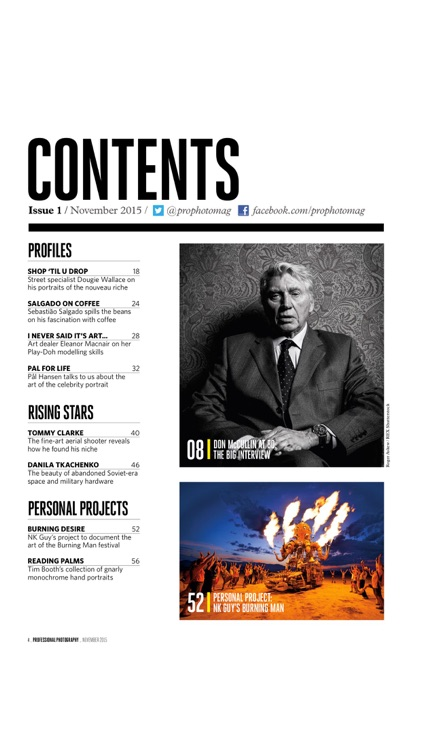 Professional Photography Magazine